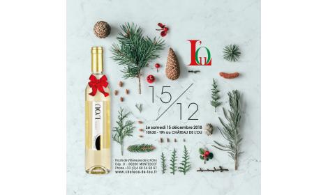 Journée Dégustation Muscat de Nöel 15 décembre 2018